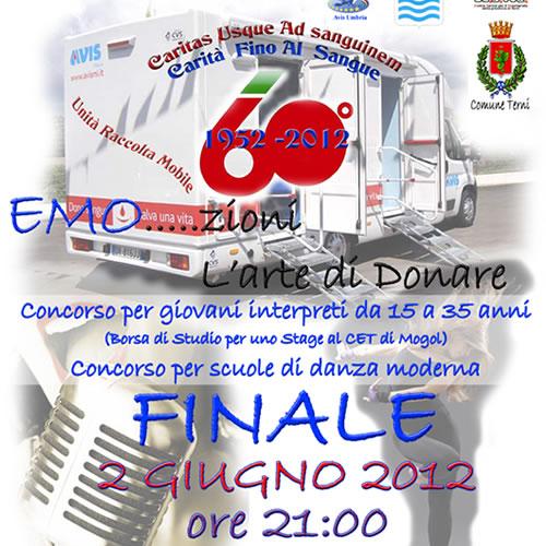 Emo…zioni, l'arte di donare 2012