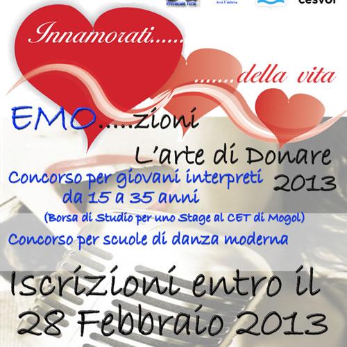 Emo…zioni, l'arte di donare 2013