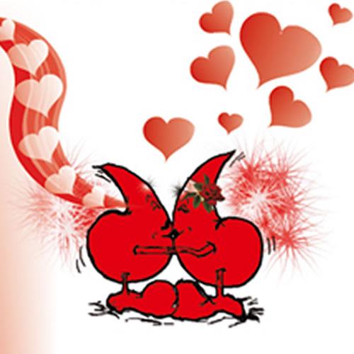 San Valentino, innamorati della vita